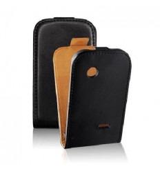 SAF018 Slim Flip case Ekono Samsung S5830 Galaxy Ace