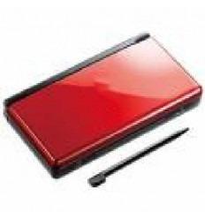 Carcasa repuesto para NDSLite Roja(Crimson Black)