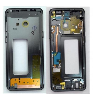 735de899513 Samsung Galaxy S9 G960F carcasa central o marco gris original
