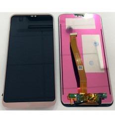 HUAWEI P20 LITE NOVA 3E PANTALLA LCD + TACTIL ROSA ORIGINAL