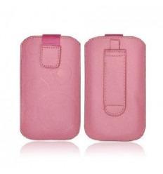 IPF017 Funda Forcell Deko iPhone 5 rosa