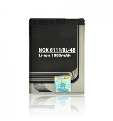 Batería Nokia BL-4B 6111 7370 N76 2630 2760 N75 2600 Clasic
