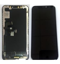 IPHONE X A1865 A1901 A1902 PANTALLA LCD CALIDAD OLED COMPATIBLE + TACTIL NEGRO COMPATIBLE TRATAMIENTO EXTRA DUREZA