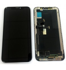 IPHONE X A1865 A1901 A1902 PANTALLA LCD CALIDAD OLED COMPATIBLE + TACTIL NEGRO COMPATIBLE
