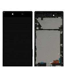 SONY XPERIA Z5 PREMIUM E6853 E6833 E6883 PANTALLA LCD + TÁCTIL NEGRO + MARCO ORIGINAL