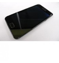 Samsung Galaxy S2 I9100 black LCD+Touch screen with frame
