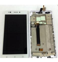 BQ AQUARIS M5.5 BQ M 2017 PANTALLA LCD + TÁCTIL BLANCO + MARCO ORIGINAL IPS5K1517FPC 12956-FPC-C-A284-