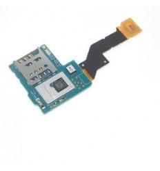 Sony Ericsson Xperia S LT26I original sim card reader flex w