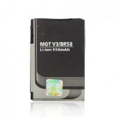 Batería Motorola BR50 V3 V3I U6 950M/AH LI-ION BS premium li