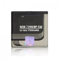 Batería Nokia BP-5M 7390 6110 Navigador 8600 Luna 6500 Slide