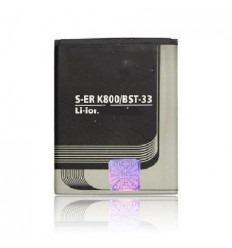 Batería Sony Ericsson BST-33 K800 W595 M600I K550 W300 W880