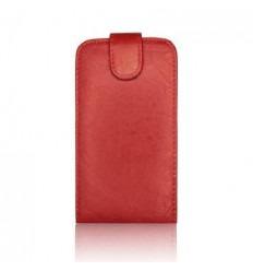 LGF001 Funda forcell prestige LG P920 Vertical rojo
