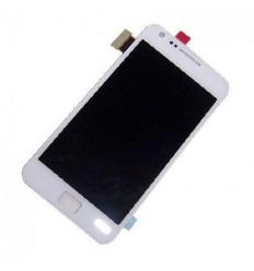 Samsung Galaxy S2 I9100 white LCD+Touch screen with frame