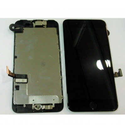 best service df84a eff37 IPhone 7 Plus display lcd with black touch screen with components 100%  compatible