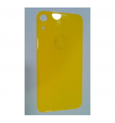 timeless design 2fc47 94ac0 IPhone XR yellow back case