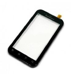 Motorola Defy MB525 pantalla tactil negra + marco