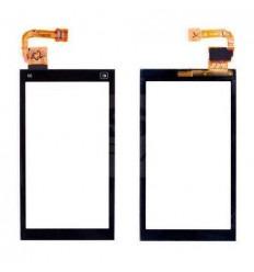 Nokia X6 pantalla tactil negra