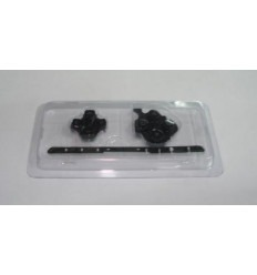 Black spare buttons set for Psp 2000