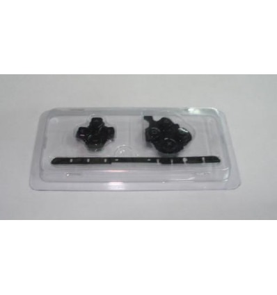 Repuesto botones negros PSP 2000