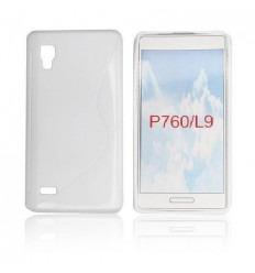 LGF007 Back case S-LINE LG L9 Blanco
