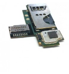 Blackberry 9360 original sim card reader flex cable