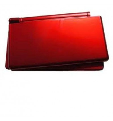 Carcasa repuesto para NDSLite Crimson (Roja)