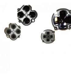 PS Vita botones acción dirección y gomas originales