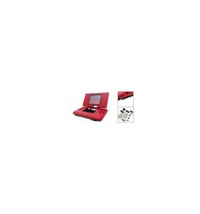 Carcasa repuesto para Nintendo DS roja