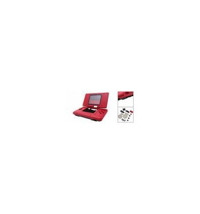 Shell red for Nintendo DS