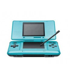 Carcasa repuesto para Nintendo DS azul celeste