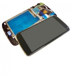 LG E960 Nexus 4 original display lcd + touch with frame