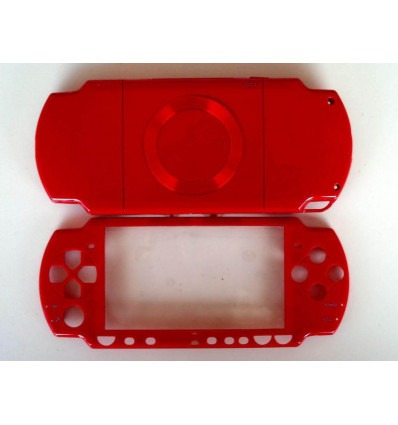 Psp 2000shell red