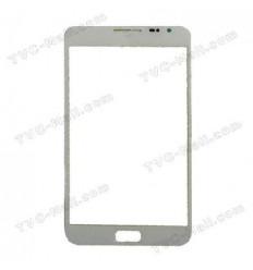 Samsung Galaxy Note N7000 Cristal blanco Gorilla Glass origi