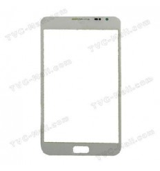 Samsung Galaxy Note N7000 original white Gorilla Glass