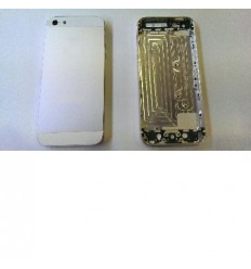 iPhone 5 original white battery cover with middle frame