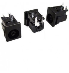 Conector corriente DC-J046A