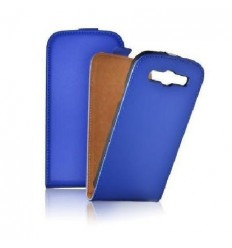 SAF032 SLIM FLIP CASE SAMSUNG I9300 GALAXY S3 DARK BLUE