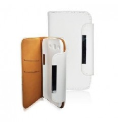 SAF033 Funda Cartera Piel Samsung I9300 Galaxy S3 Vertical b