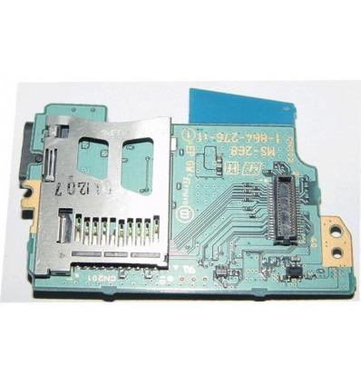 Tarjeta WIFI mas lector Memory Stick de Sony Version MS-268