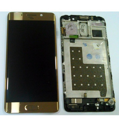 Huawei Mate 9 Pro original swap display lcd with gold touch screen with  frame LON-AL10 LON-AL00 LON-L29 MATE9 PRO