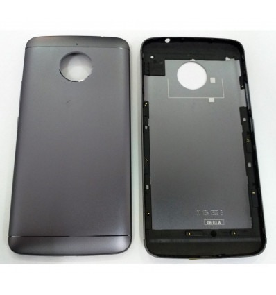 pretty nice afa45 e92e8 Motorola Moto E4 Plus XT1775 black back cover or battery cover moto e plus  4th gen moto e4+