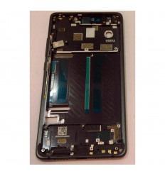 Xiaomi Mi 8 SE original blue central housing or frame