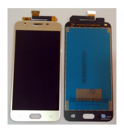 Samsung Galaxy J5 Prime Original Black Display Lcd With Gold Touch Screen Sm G570f Sm G570dd Sm G570ds Sm G570y