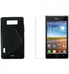 LGF010 Back Case S-LINE LG L7 black