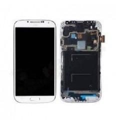 Samsung Galaxy S4 I9505 Lcd + táctil blanco + marco original