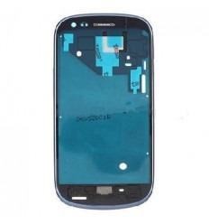 Samsung Galaxy S3 Mini I8190 azul parte central + marco orig