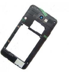 Samsung Galaxy R Z I9103 Carcasa trasera negra original