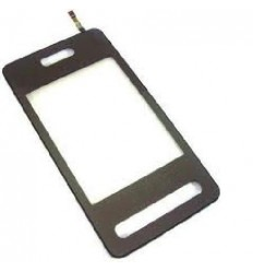 Samsung D980 Dual Sim Duos pantalla táctil negra