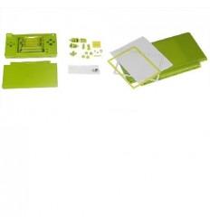Carcasa repuesto para NDSLite Verde