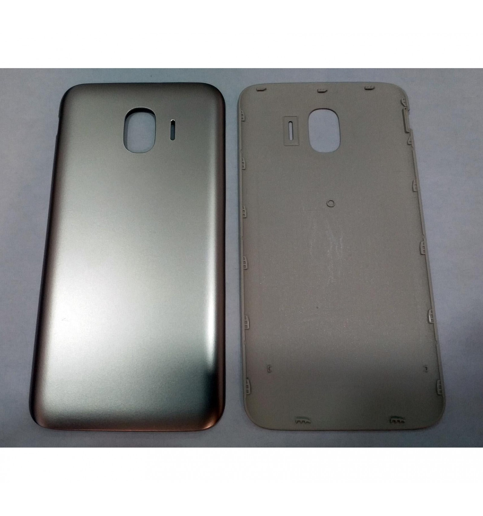 best service cb98c 4873f Samsung Galaxy J2 2018 J250F gold back cover or battery cover